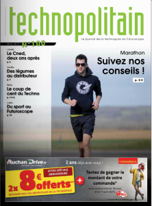Le journal de la technopole du futuroscope